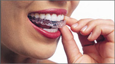 Invisalign-trained dentist